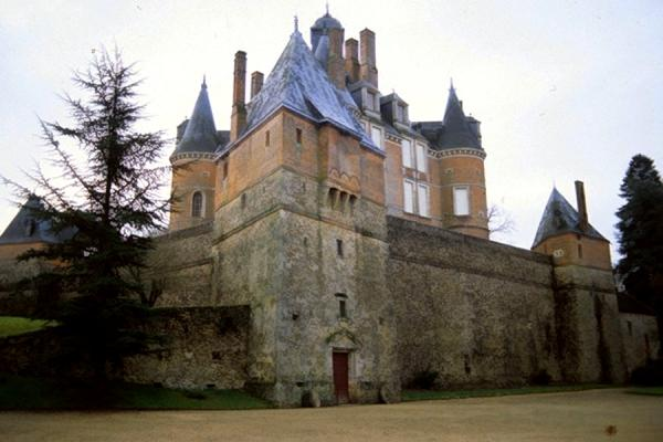 Montmort lucy marne le chateau de montmort