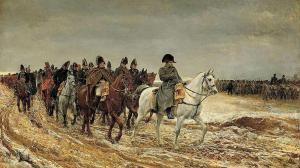 Napoleon a montmirail