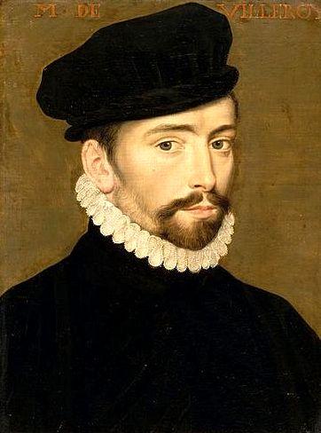 Nicolas iv de neufville 1542 1617
