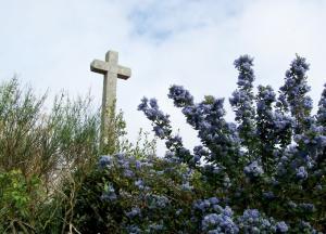 Noirmoutier en l ile vendee la croix du massacre 1