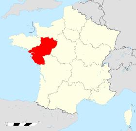 Pays de la loire region