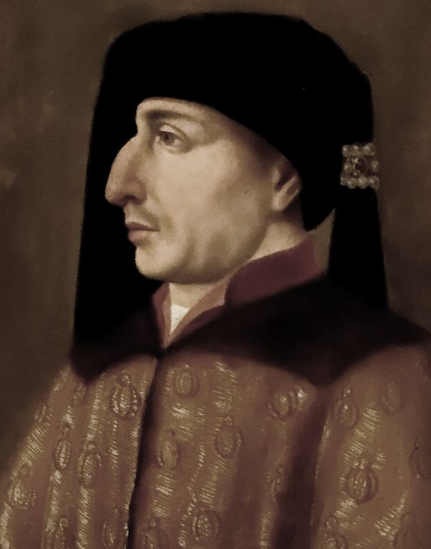 Philippe ii de bourgogne 1342 1404