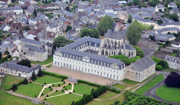 Pontlevoy loir et cher l abbaye