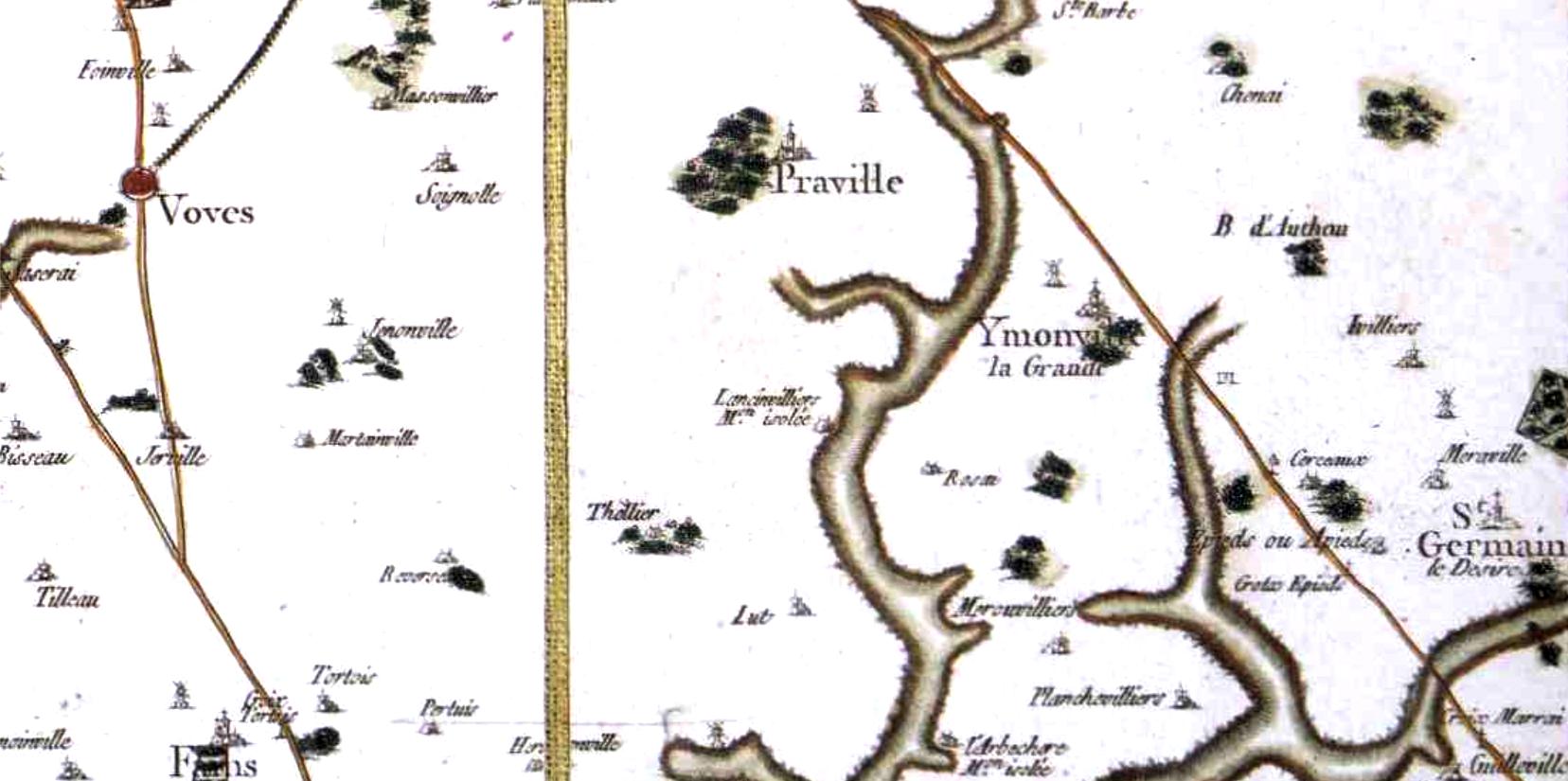 Prasville 28 cassini