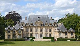 Quevillon seine maritime chateau de la riviere bourdet