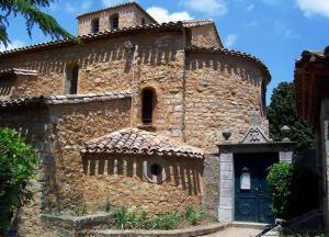 Rennes le chateau aude l eglise sainte marie madeleine 1