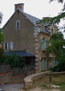 Rennes le chateau aude la villa bethania 1