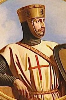Robert de flandre croise