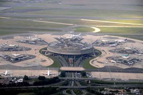Roissy val d oise l aeroport cdg aerogare 1