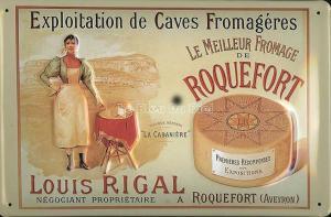 Roquefort sur soulzon fromage logo