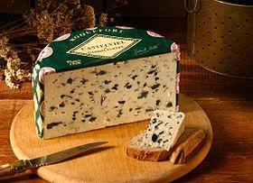 Roquefort sur soulzon fromage
