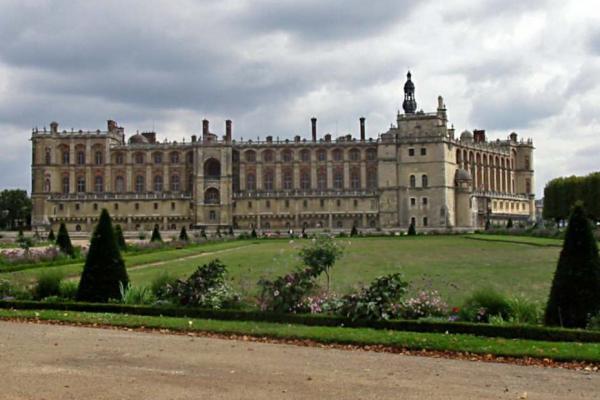 Saint germain en laye yvelines le chateau