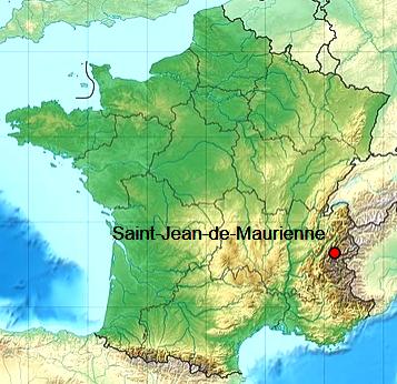 Saint jean de maurienne 73 geo