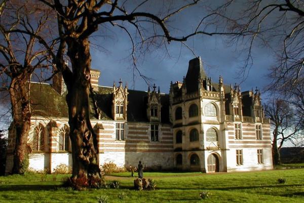 Saint maurice d etelan seine maritime le chateau d etelan