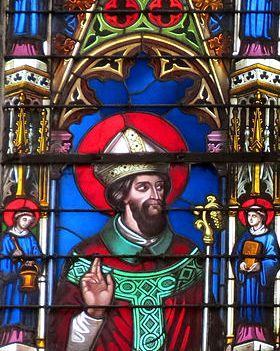 Saint ragnebert de bayeux 627