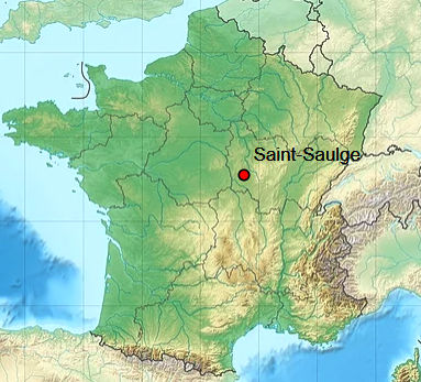 Saint saulge carte