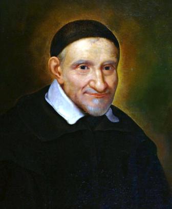 Saint vincent depaul 1581 1660