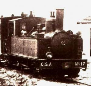 Train csa