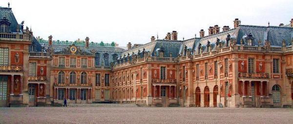 Versailles yvelines le chateau