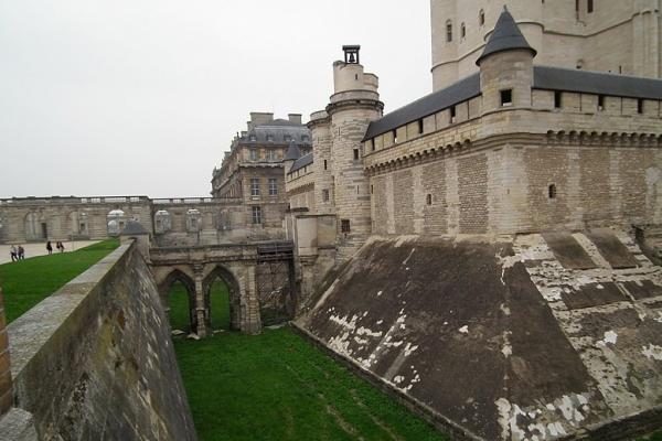 Vincennes val de marne le chateau en 2012