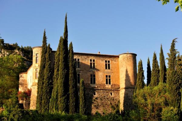 Vins sur carmany var le chateau de vins