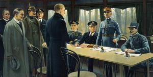 Wagon armistice 1918