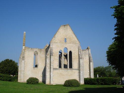 Yevre le chatel loiret l eglise saint lubin