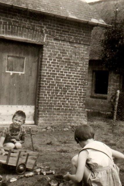 1957 roseline et michel bourrie ancourteville