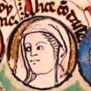 Adélaïde de Normandie, son épouse