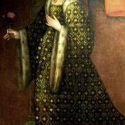 Adelaide de Suse, son épouse, portrait du XVIIIe