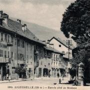 Aiguebelle (Savoie) L'Hôtel de l'Union CPA