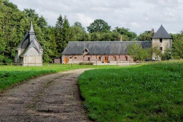 Alvimare seine maritime chapelle des blanques