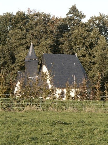 Alvimare (Seine-Maritime) Chapelle des Blanques
