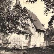 Alvimare (Seine-Maritime) Chapelle des Blanques ou Ste Anne CPA