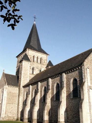 Alvimare (Seine-Maritime) Eglise Notre-Dame de la Nativité