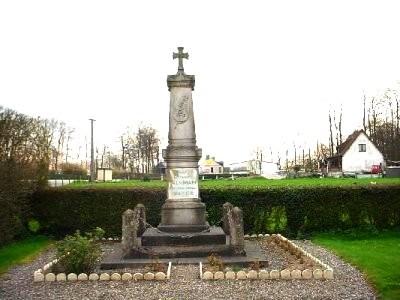 Alvimare seine maritime monuments aux morts
