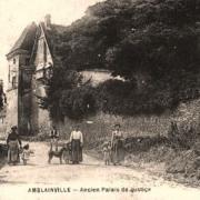 Amblainville oise ancien palais de justice