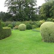 Amblainville oise chateau de sandricourt jardins