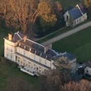 Amblainville oise chateau de sandricourt panoramique 1