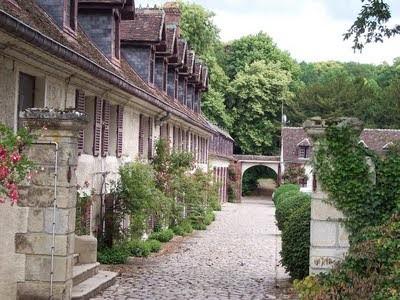 Amblainville oise chateau de sandricourt
