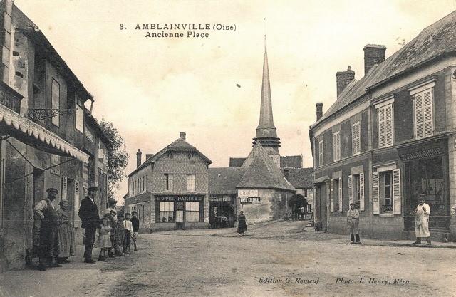 Amblainville oise cpa place