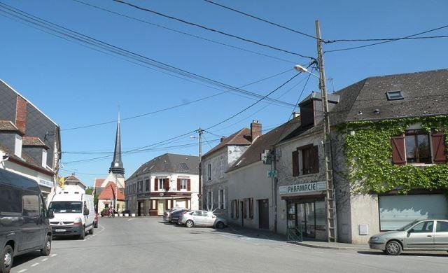 Amblainville oise place