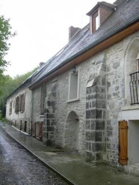 Amblainville oise prieure saint pierre chapelle