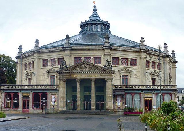 Amiens somme le cirque