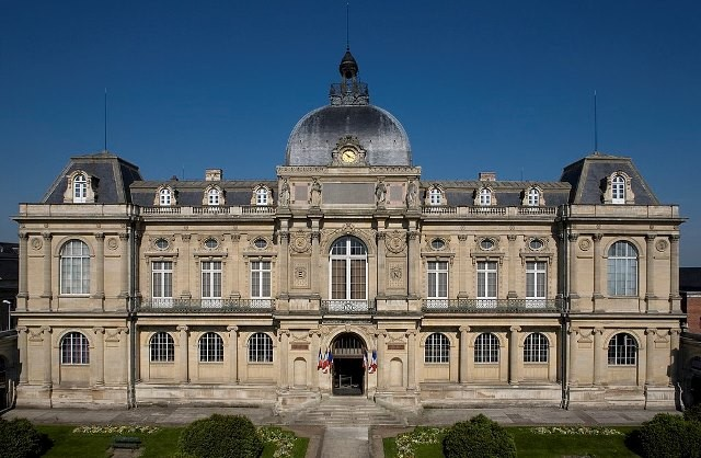 Amiens somme le musee de picardie