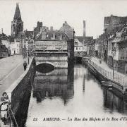 Amiens somme les rues des majots et de l engoulevent