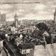 Amiens somme vue generale cpa