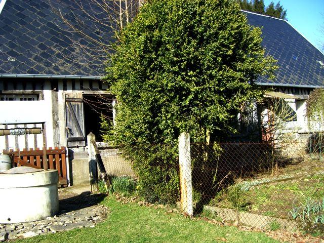 Ancourteville seine maritime 2008 la maison du pé Fernand Quaisse en 2008