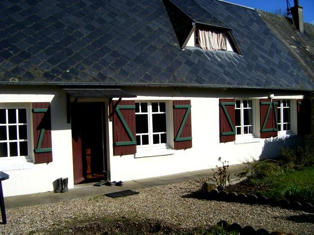 Ancourteville seine maritime 2008 la maison de pierrot et lita Gransard