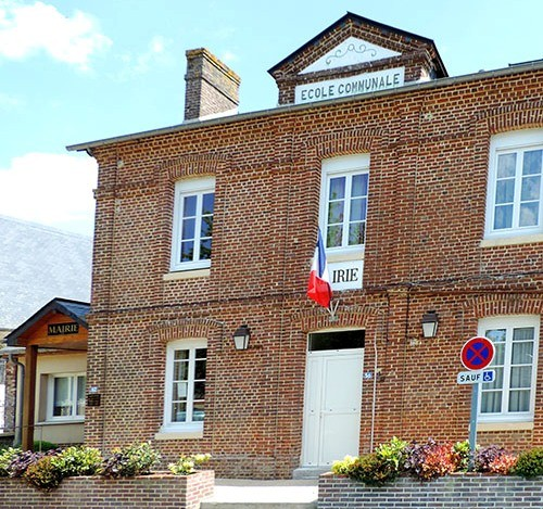 Ancourteville seine maritime mairie